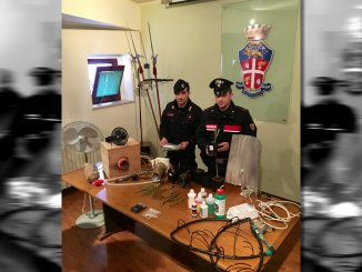 Ruba in un bar e i Carabinieri lo prendo in flagranza, arresto per un macedone