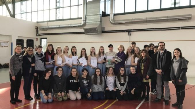 Ospiti a Magione con il progetto Erasmus plus studenti della Lettonia