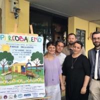 A San Feliciano nasce il parco attrezzato con giochi accessibili ai bambini disabili