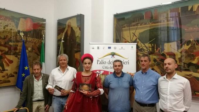 Palio dei Terzieri, presentata edizione 2018, tra le novità premio del Masgalano