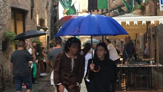 Città della Pieve, il Palio si farà domenica 26 agosto