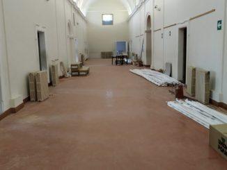 Città della Pieve, lavori riqualificazione scuola Sant'Agostino