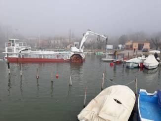 Lago Trasimeno, Darsena di San Feliciano rinnovata e potenziata