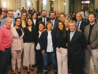 Magione-Viva-Chiodini-sindaco-foto-di-gruppo-dei-candidati-alle-amministrative-2019
