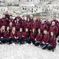 La Fanfara regionale umbra dei bersaglieri presente a Matera