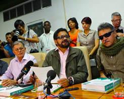 Son las FARC quienes más han aportado  al logro de la paz. Foto: Infolatam