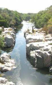 Río Badillo, una corriente que lleva en sí buena parte de la tradición vallenata.