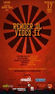RENDER AL VIDEO II