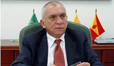 Luis Enrique Arango Jiménez, rector de la UTP.