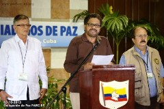 El Presidente Santos pidió, el pasado 28 de septiembre, la liberación del soldado norteamericano secuestrado por las FARC. Foto: SIG