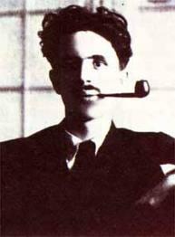 El cronista, periodista y político Luis Tejada Cano. Foto: Biblioteca del Banco de la República
