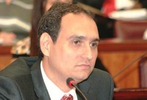 El ex-Senador Eduardo Merlano Foto:Congreso de la República de Colombia