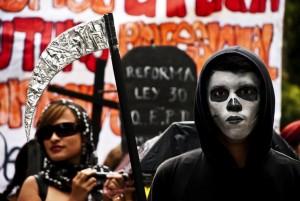 Vive el movimiento estudiantil (Rodrigo Grajales) 2