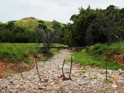 Quebrada San Jorge, Foto por: Angie Salazar.
