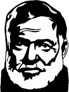 Ernest Hemingway 01