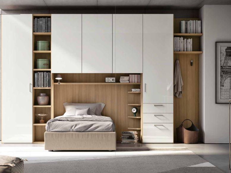 La camera da letto e tutta la zona notte è la parte più intima della tua casa, per questo, il nostro. Montaggio Camera Da Letto Montaggio Arredamenti