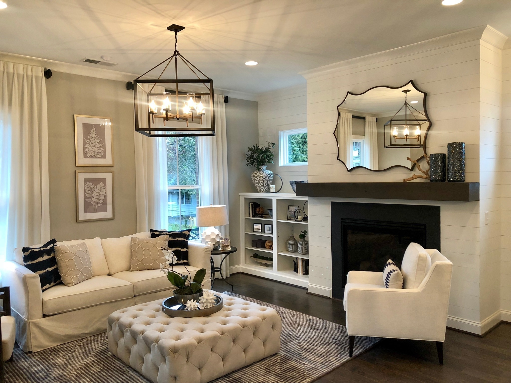 Traton Homes Opens Decorated Model Home In Smyrna Lake Community