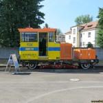 MMD.1 na veletrhu Czech Raildays 17. 6. 2014, foto Stanislav Plachý