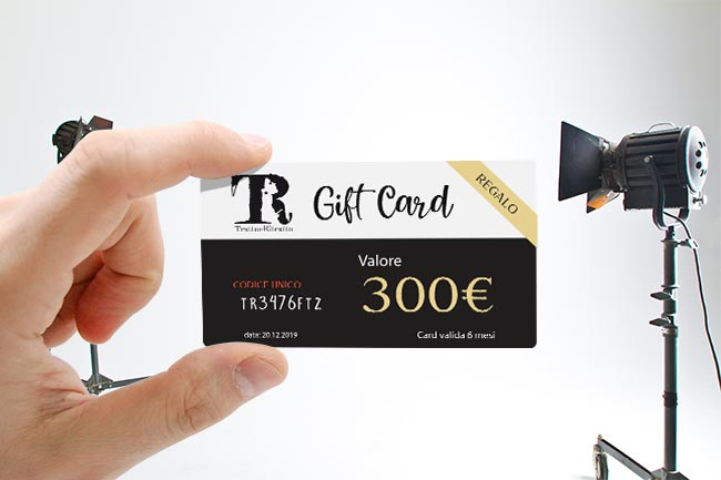 gift card trattoeritratto