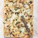 Pizza in teglia alla romana ad alta idratazione secondo il disciplinare APITER