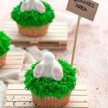 Bunny but cupcakes, meravigliosi coniglietti a capofitto nell'erba