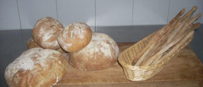 Menù Classici del Ristorante | Pane e grissini homemade