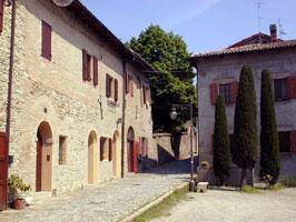 BB  Trattoria del Borgo Monteveglio