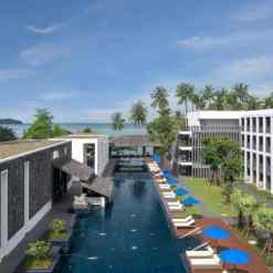 Deluxe Premium - Awa Resort แพ็คเกจเกาะช้าง 3 วัน 2 คืน