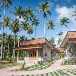 Coconut Garden Deluxe - Seafar Resort Koh Kood