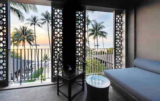 Deluxe Beachfront - Awa Resort