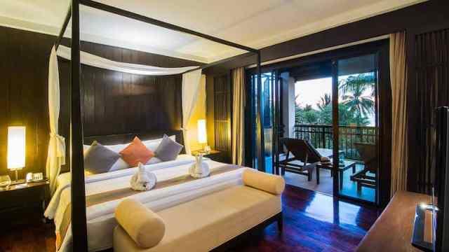 Seaview Grande Suite - KC Grande Resort and Spa