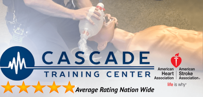 Cascade Training delivers highly rated education for trauma pros