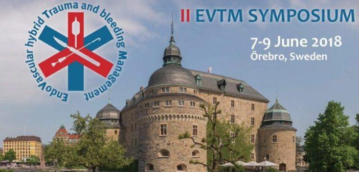 European EVTM Symposium 7-9 June 2018 in Örebro, Sweden