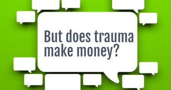 This rarely discussed factor explains why trauma is a key driver of hospital financial performance