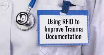Trauma team uses RFID badges to achieve compliance with Orange Book surgeon response time standard