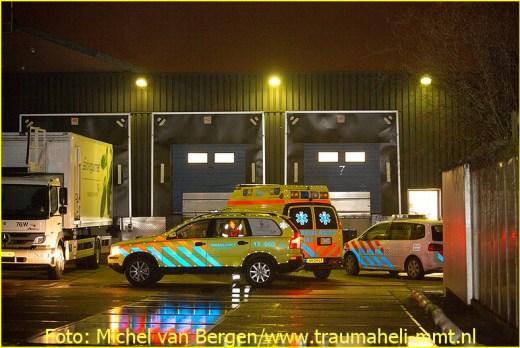 MMT1 inzet Boesingheliede Foto: Michel van Bergen