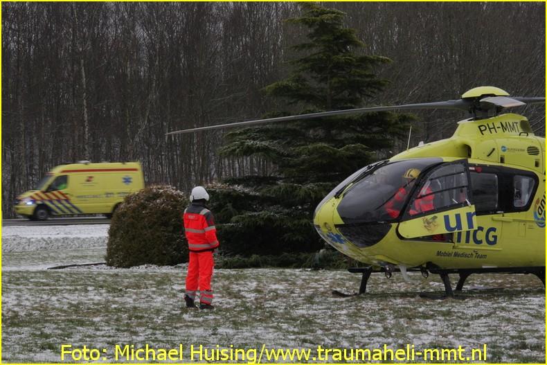 Lifeliner4 inzet Oude Pekela Foto: Michael Huising (2)