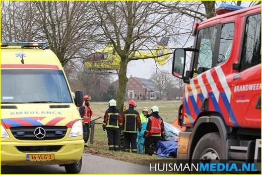 Lifeliner4 inzet Nieuweschans Foto: HuismanMedia.nl