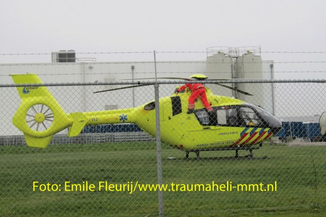 Lifeliner1 inzet Zeewolde foto: Emile Fleurij
