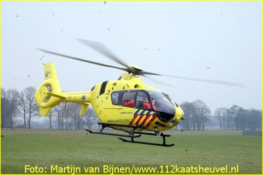 Lifeliner3 inzet Dongen  Foto: Martijn van Bijnen (2)