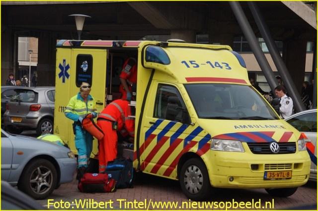 Lifeliner2 inzet Zoetermeer Foto: Wilbert Tintel