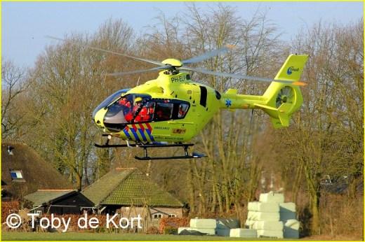 Lifeliner3 inzet Oisterwijk Foto: Toby de Kort