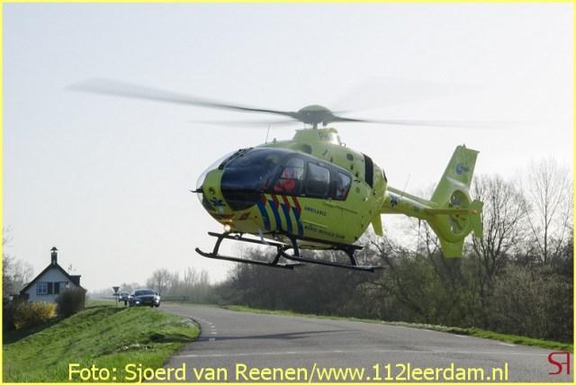 Lifeliner3 inzet Vuren Foto: Sjoerd van Reenen