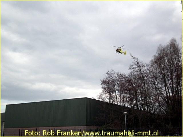 Lifeliner1 inzet Hoofddorp Foto: Rob Franken