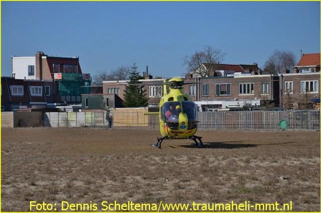 Lifeliner1 inzet Haarlem Foto: Dennis Scheltema