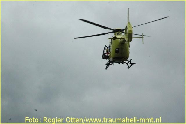 Lifeliner1 inzet Beverwijk Foto: Rogier Otten