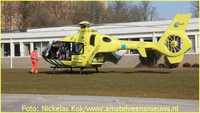 Lifeliner1 inzet Amstelveen Foto: Nickelas Kok (1)