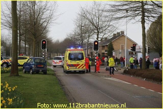 Lifeliner3 inzet Oss Foto: 112brabantnieuws.nl