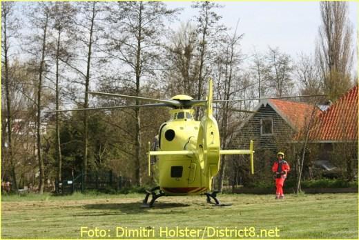 Lifeliner1 inzet Delft Foto: Dimitri Holster