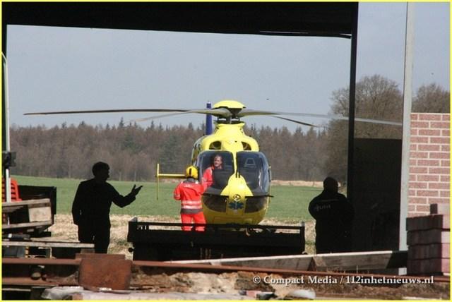 Lifeliner4 inzet Haule Foto: Compact Media (2)